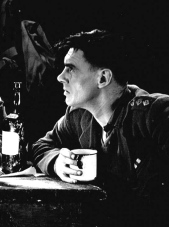 Colin Clive in Whale's 1929 stage production of Journey's End