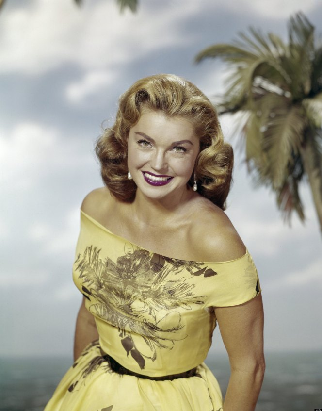 ESTHER WILLIAMS -- Pictured: Actress/swimmer Esther Williams -- Photo by: NBC/NBCU Photo Bank