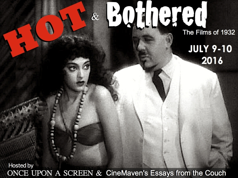HOT & BOTHERED BLOGATHON - ( Island of Lost Souls )