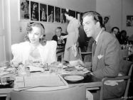 Ida Lupino and Jeffrey Lynn