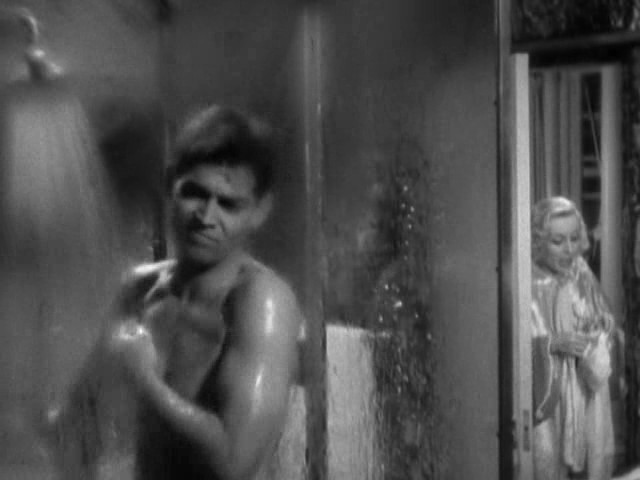 Gable and Lombard in NO MAN OF HER OWN
