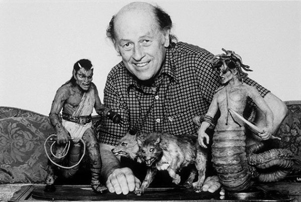 Ray and his COTT Creatures
