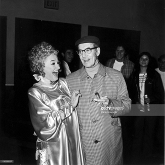 With Phyllis Diller