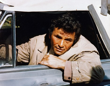Columbo Columbo Annee tv serie usa Peter Falk