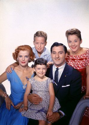 Marjorie Lord, Rusty Hamer, Angela Cartwright, Danny Thomas, Sherry Jackson