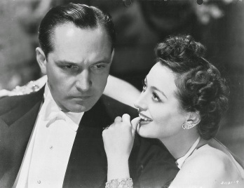 With Crawford in Susan and God 1940