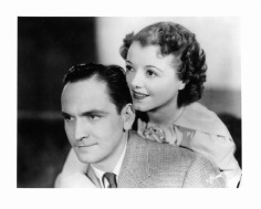 Fredric March And Janet Gaynor In 'A Star Is Born'
