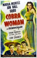 cobra-woman