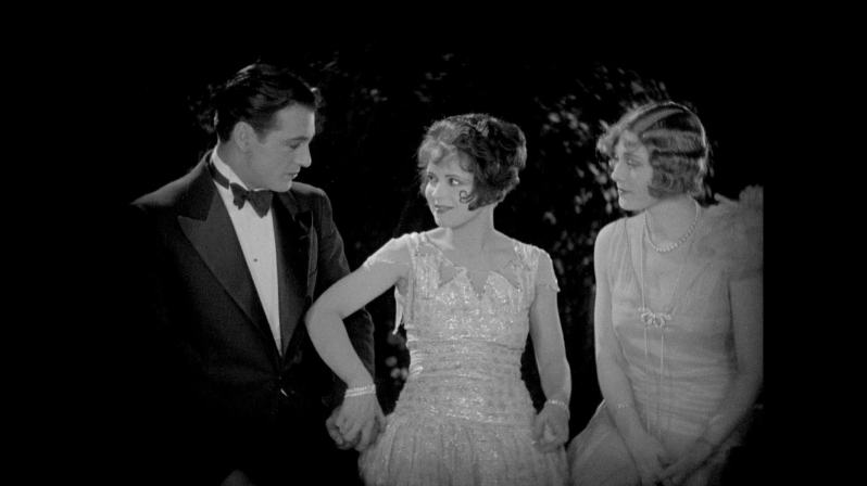 Cooper, Bow and Ralston as Teddy, Kitty and Jean