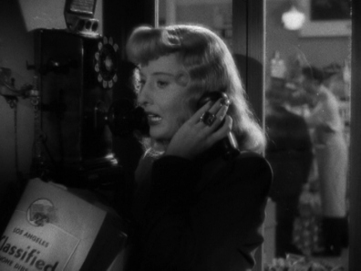 Phyllis Dietrichson played by Barbara Stanwyck