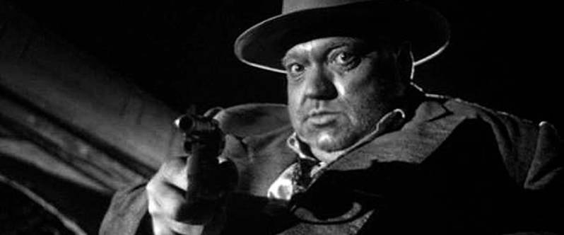 Orson Welles as Quinlan in Touch of Evil