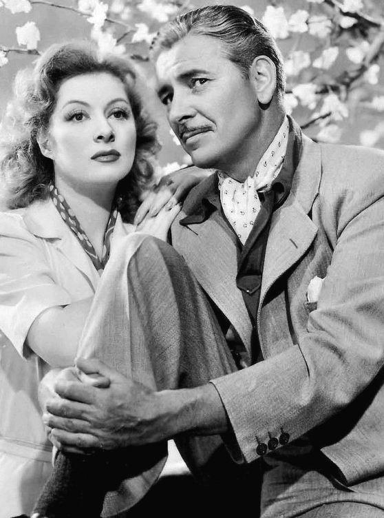 Greer Garson and Ronald Colman in Random Harvest