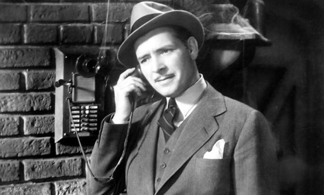 Ronald Colman as Bulldog Drummond