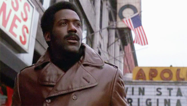 Richard Roundtree is Shaft