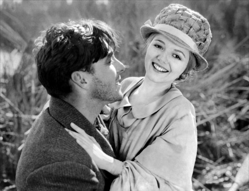 George O'Brien and Janet Gaynor