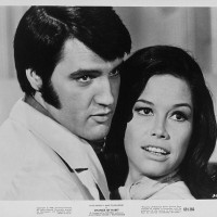 Elvis Presley and Mary Tyler Moore in CHANGE OF HABIT (1969)