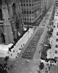 1939 St. Patrick's Day Parade