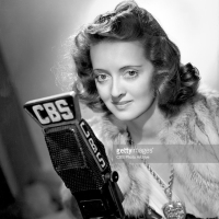 Emoter-In-Chief - Bette Davis On the Radio