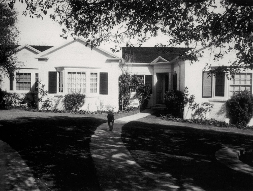 Bogart - Bacall Home
