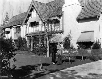 Edward G. Robinson family home