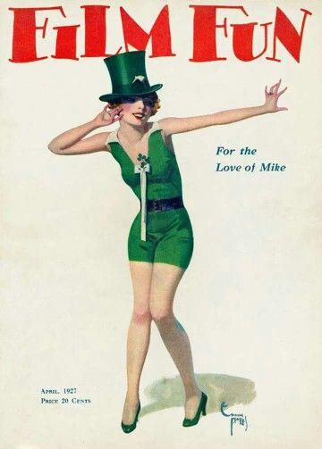 Film Fun 1927