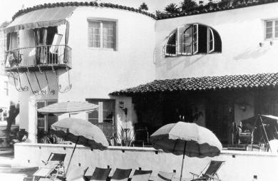 Louis B. Mayer's beach house, Santa Monica