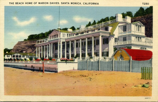Marion Davies' beach home