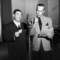 Abbott and Costello on the Radio