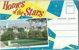 Postcard folder