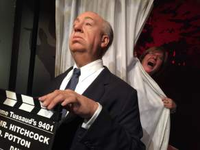 Alfred Hitchcock is murder