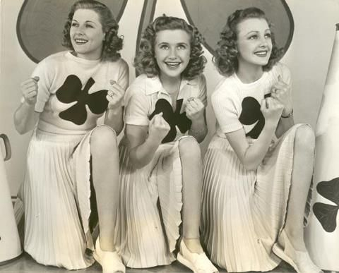 The Lane Sisters