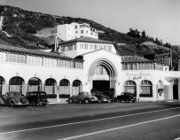 Thelma Todd's apartment and Cafe
