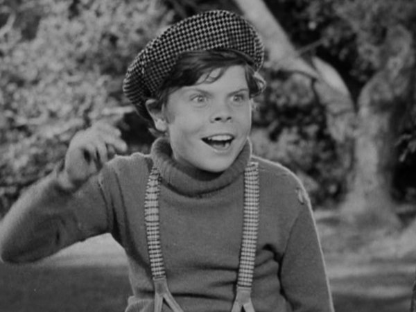 Butch From The Little Rascals The Villain I Love To Hate Once