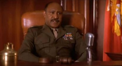 Judge Julius Alexander Randolph in A Few Good Men