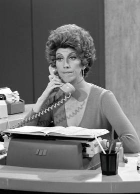 Marcia Wallace in The Bob Newhart Show