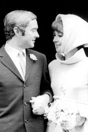 Audrey Hepburn and Andrea Dotti