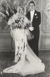 Bebe Daniel-Ben Lyon wedding