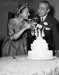 Bela Lugosi weds Hope