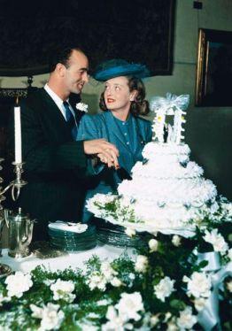 Bette Davis and William Grant Sherry