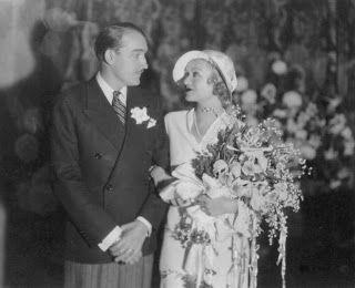 Constance Bennett to Marquis de la Falaise de la Coudraye