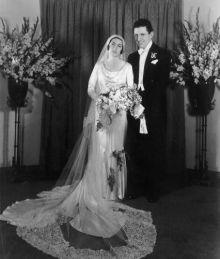 David O. Selznick and Irene Mayer