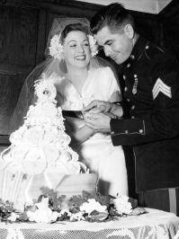 Eleanor Powell and Glenn Ford