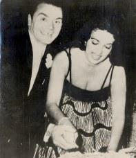 Ernest Borgnine weds Katy Jurado