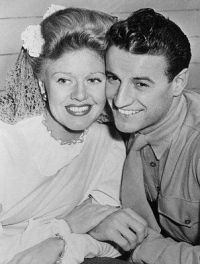 Ginger Rogers Jack Briggs wedding