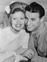 Ginger Rogers Jack Briggs wedding