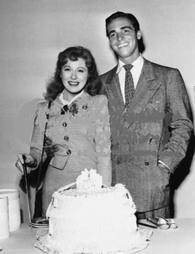 Greer Garson & Richard Ney's Wedding