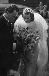 Ingrid Bergman and Petter Aron Lindström