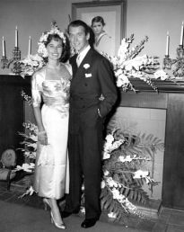 James Stewart and Gloria Hatrick McLean