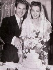 Jean Pierre Aumont and Maria Montez