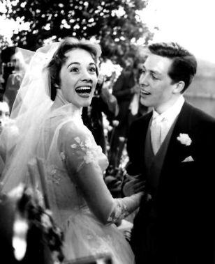 Julie Andrews Weds Tony Walton